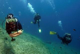 diving panorama hotel trip