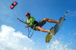 kitesurfing panorama hotel in paros