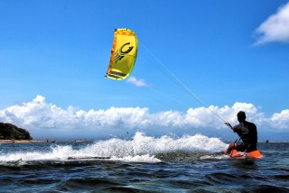 kitesurfing panorama hotel sport