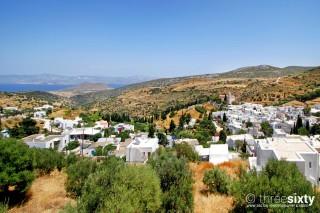 lefkes village panorama hotel paros