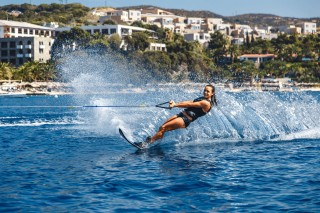 water sports panorama hotel on paros island