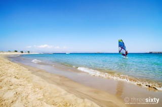 windsurfing panorama hotel new golden beach