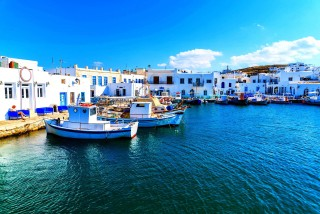 naoussa panorama hotel boats